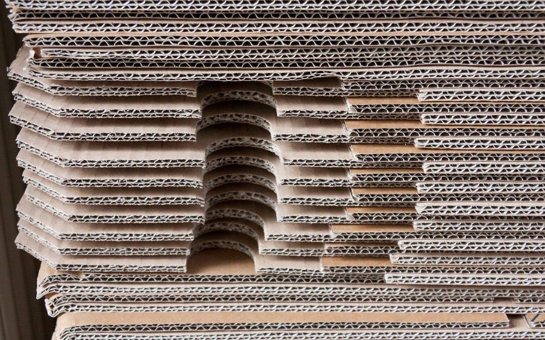 Innovamos en el plegado del cartón corrugado