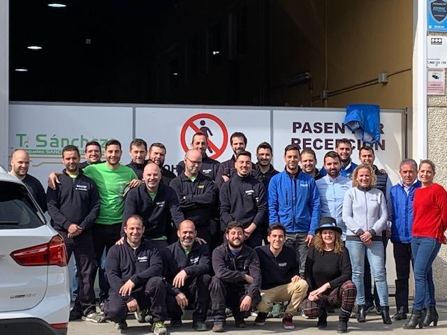 Troqueles Sánchez colabora para hacer una realidad La Azotea Azul